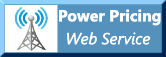 Power Pricing Web Service